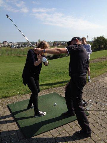 Golf For Sjov Kal 248 Golf Club